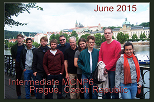 June 2015 Int. MCNP6 in Prague, Czech Rep.